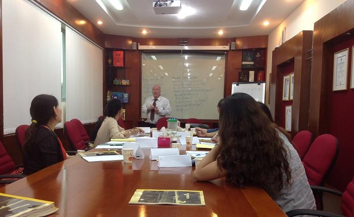 Tiếng Anh doanh nghiệp tại Biên Hòa