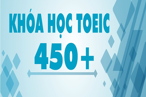 Luyện thi TOEIC 450+ tại TPHCM