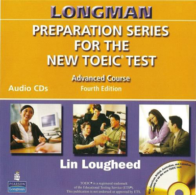 Sách Longman Preparation Series for the New TOEIC Test - EFC