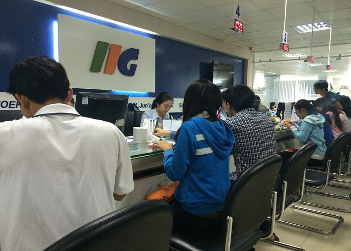 thi toeic tại IIG TPHCM