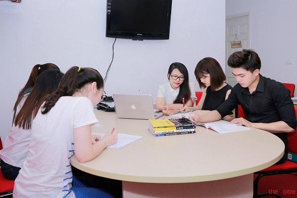 luyện thi TOEIC tại nhà cô Yến, thầy Hòa