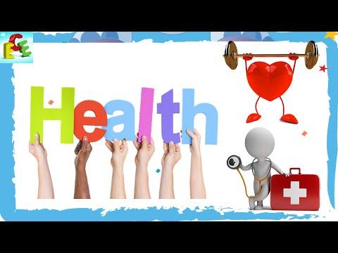 Từ vựng thuật ngữ tiếng Anh chủ đề sức khỏe