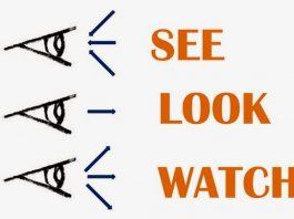 see-look