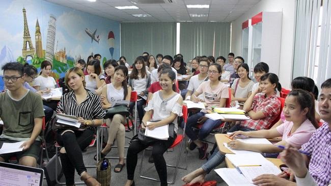 Lớp học IELTS tại Đình Long