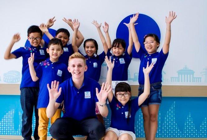 Apollo -trung tâm tiếng Anh cho trẻ em tốt nhất Hà Nội