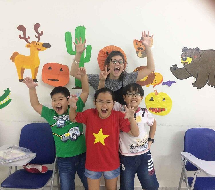 Cla - trung tâm tiếng Anh cho trẻ em tốt nhất Hà Nội