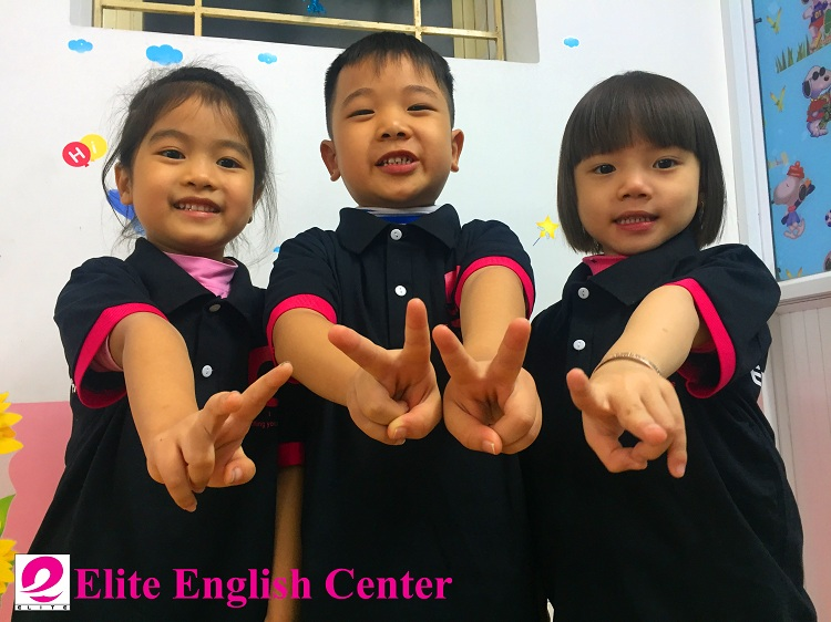 Elite -trung tâm tiếng Anh cho trẻ em tốt nhất Hà Nội