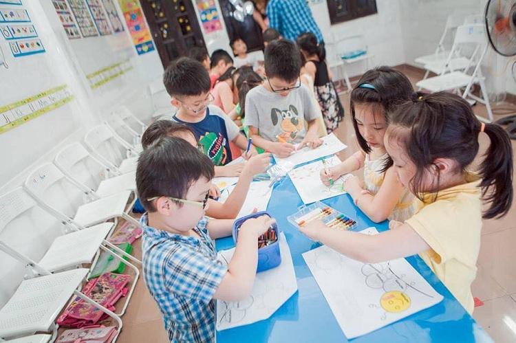 Ispeaking -trung tâm tiếng Anh cho trẻ em tốt nhất Hà Nội