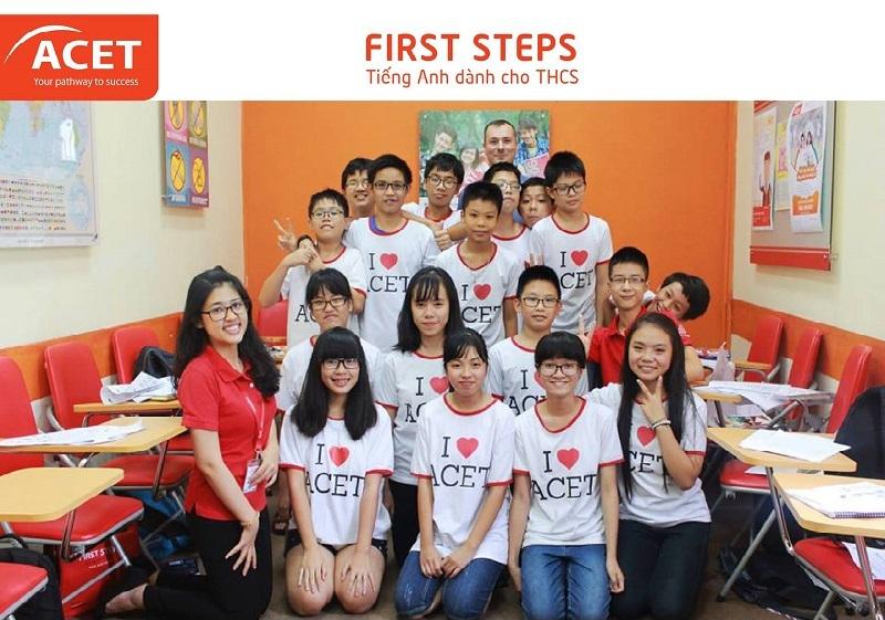 Acet -trung tâm tiếng Anh cho trẻ em tốt nhất Hà Nội