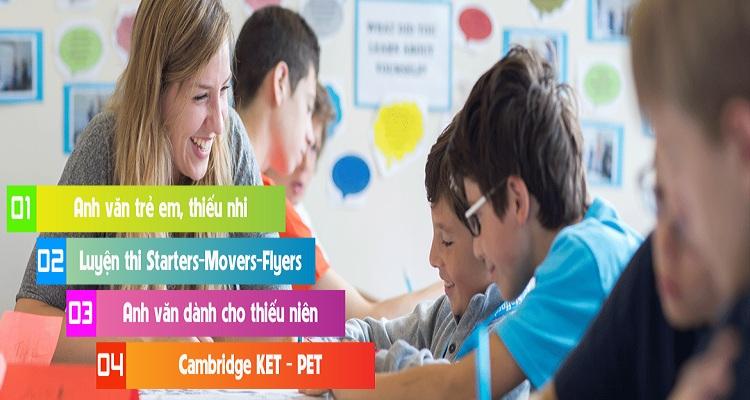 ili - trung tâm tiếng Anh cho trẻ em tốt nhất TPHCM