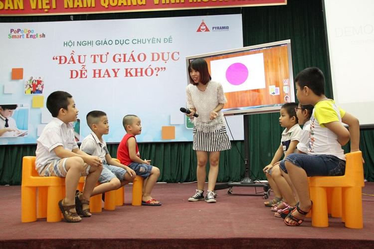 popodoo -trung tâm tiếng Anh cho trẻ em tốt nhất Hà Nội