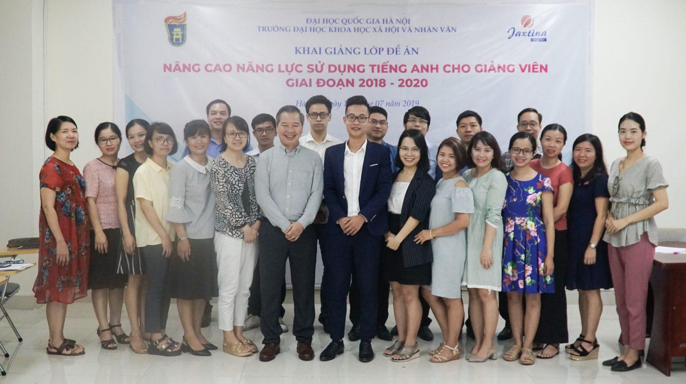 Jaxtina English - trung tâm luyện Thi TOEIC tốt tại TPHCM và Hà Nội